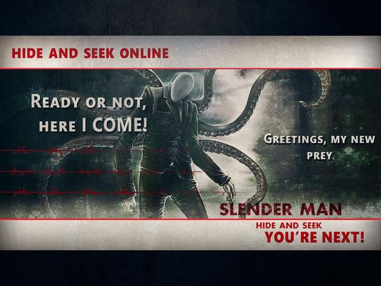 Slender Man Hide & Seek Multiplayer Free screenshot 7