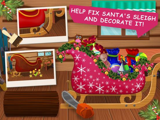 Sweet Little Dwarfs 4 - Christmas, Santa & Make Up screenshot 9