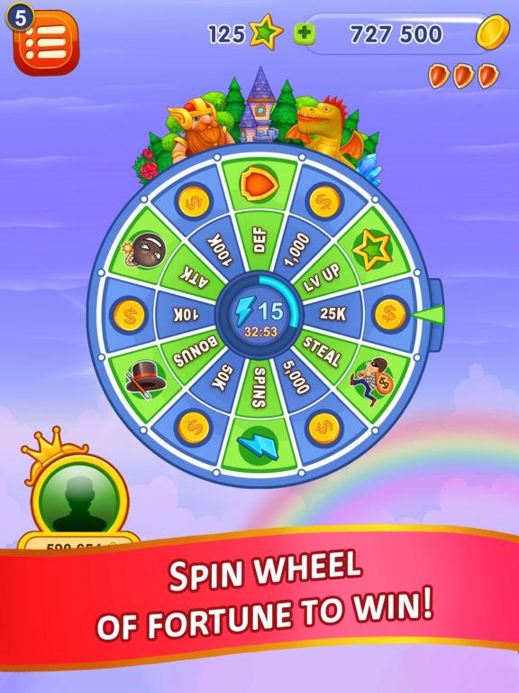 Dream Lands - crazy chance to win ! screenshot 7