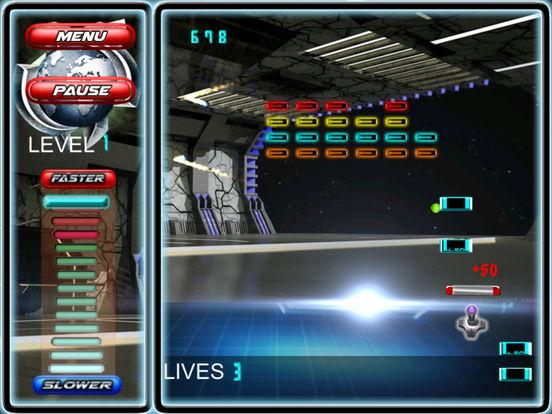 An Impossible Break Puzzle - The Addictive Space Break-out Simulator screenshot 8