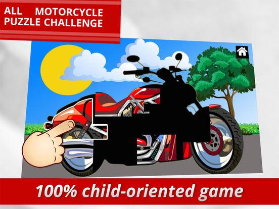 All Motorcycle Puzzle Challenge (Premium) screenshot 7