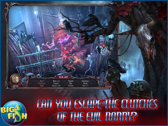 Haunted Hotel: The X screenshot 7