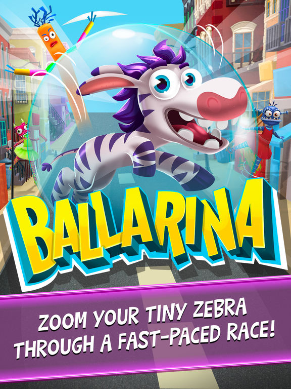Ballarina - a GAME SHAKERS App screenshot 6