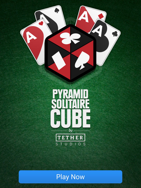 Pyramid Solitaire Cube screenshot 6