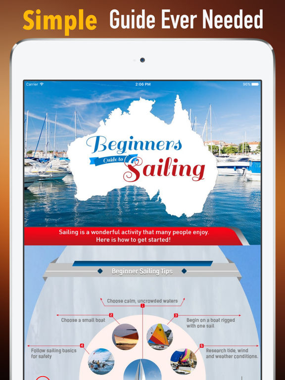 Sailing Lessons 101:Beginners Guide and Tutorial screenshot 6