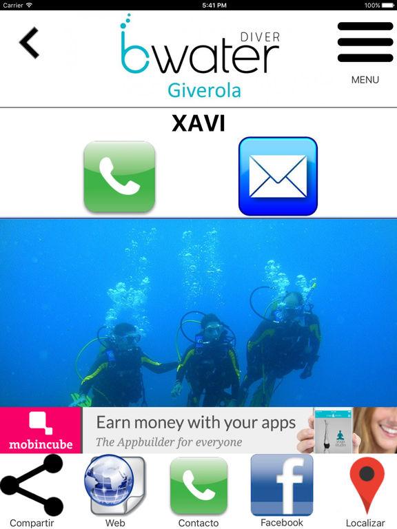 bwater giverola screenshot 6