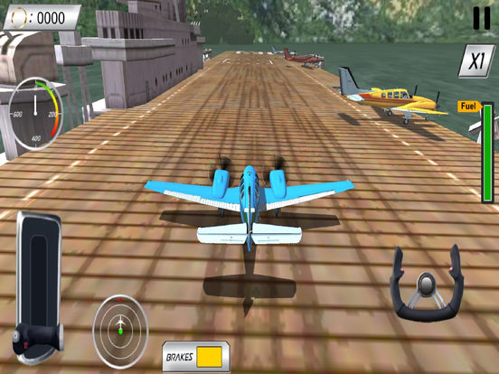 Aeroplane Flight Control : The Pacific Wingman screenshot 5