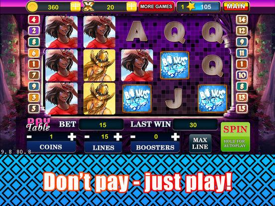 Hot Girls Vegas Slots and Casino screenshot 8