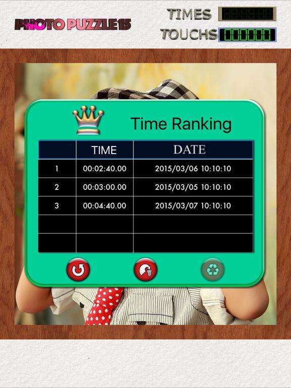 Photo Puzzle15 PV screenshot 9