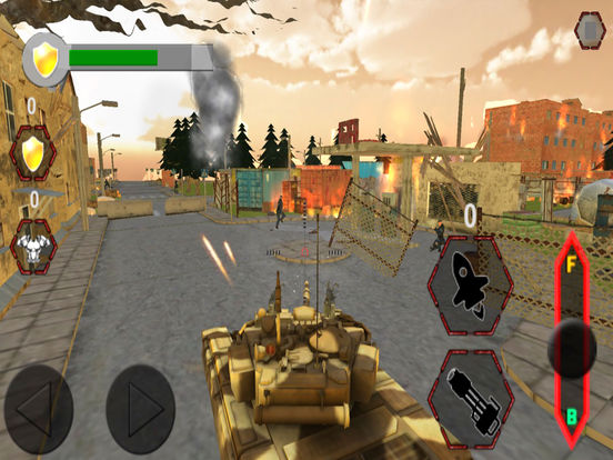Russian Tank Battle : Real World War Adventure 3D screenshot 8