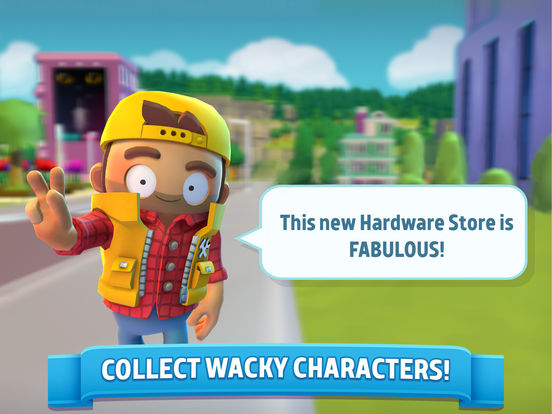 City Mania: Town Building Game screenshot 7