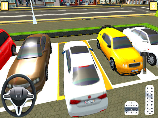 Mall Car Parking Simulator screenshot 7