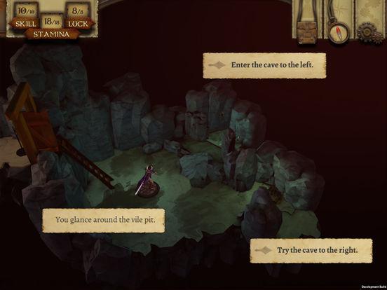 Warlock of Firetop Mountain screenshot 8